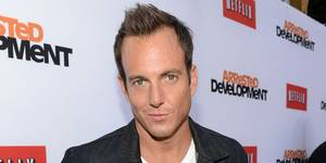 Will Arnett på Netflix-premieren til Arrested Development sesong 4