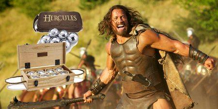 Hercules vil spille boccia med deg!