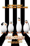 Madagaskarpingvinene - intl. plakat