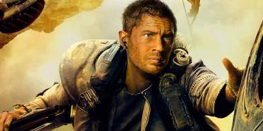 Tom Hardy i Mad Max Fury Road