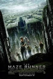 The Maze Runner - offisiell plakat