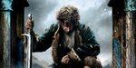Martin Freeman som Bilbo i Hobbiten: Femhærerslaget