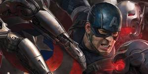 Captain America i The Avengers: Age of Ultron