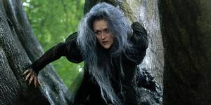 Meryl Streep i Into the Woods