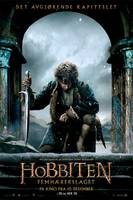 Hobbiten - Femhærerslaget - norsk plakat
