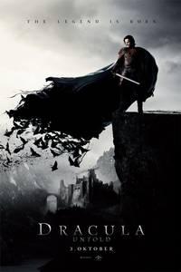 Dracula Untold - norsk plakat