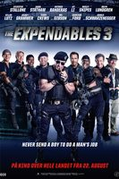 The Expendables 3 - norsk plakat