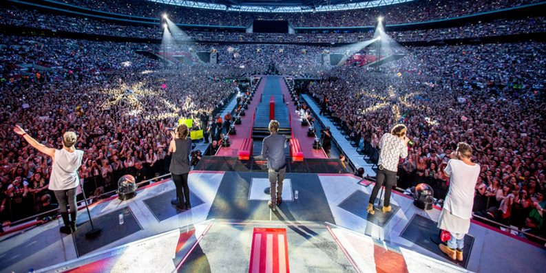 One Direction - Wembley
