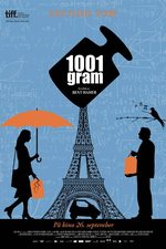 1001 gram - plakat
