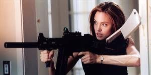 Angelina Jolie i Mr and Mrs Smith