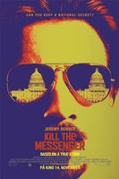 Kill the Messenger - norsk plakat