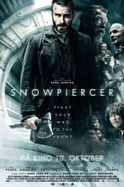 Snowpiercer - norsk plakat