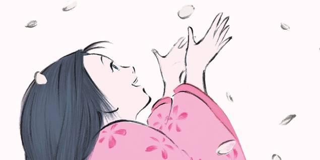 Fortellingen om prinsesse Kaguya 2