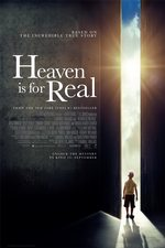 Heaven is for Real - norsk plakat