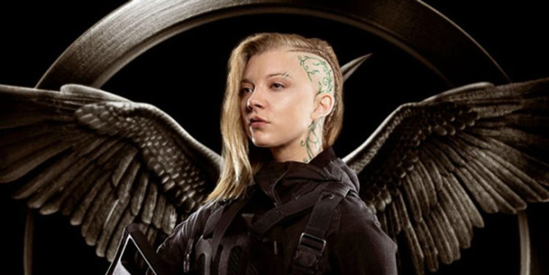 Cressida (Natalie Dormer) i The Hunger Games: Mockingjay – Part 1