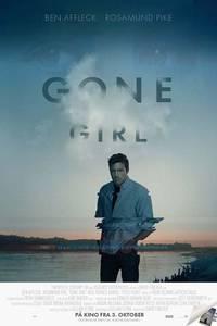Gone Girl - norsk plakat