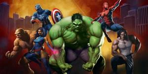 En tolkning av Avengers