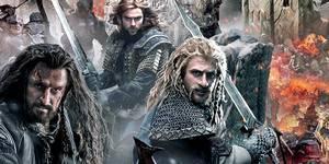 Smugtitt p� illustrasjonen for Hobbiten: Femh�rerslaget