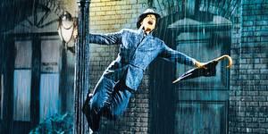 Gene Kelly i Singin' in the Rain