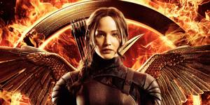 Jennifer Lawrence i The Hunger Games: Mockingjay Part 1