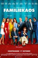 Familiekaos - norsk plakat
