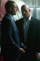 Paul Walker og Vin Diesel i Fast & Furious 7