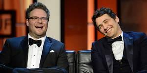 Seth Rogen og James Franco