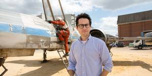 J.J. Abrams og Star Wars: Episode VII Starfighter