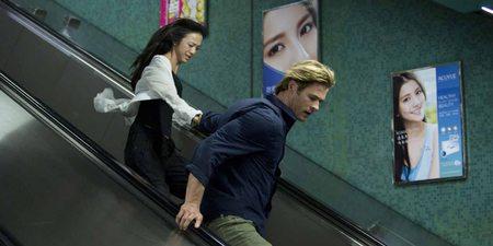 Chris Hemsworth og Wei Tang i Blackhat