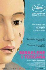 Miraklene i Toscana - norsk plakat