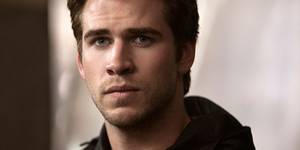 Liam Hemsworth i The Hunger Games: Mockingjay Part 1