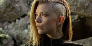 Natalie Dormer i The Hunger Games: Mockingjay Part 1