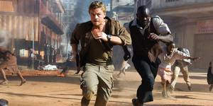 Leonardo DiCaprio i Blood Diamond