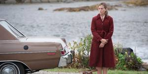 Frances McDormand i Olive Kitteridge