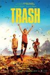 Trash - norsk plakat