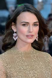 Keira Knightley promoterer The Imitation Game under BFI Film Festival 2014