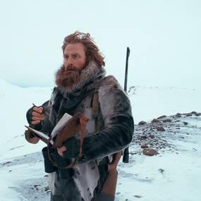 Kristofer Hivju i Operasjon Arktis
