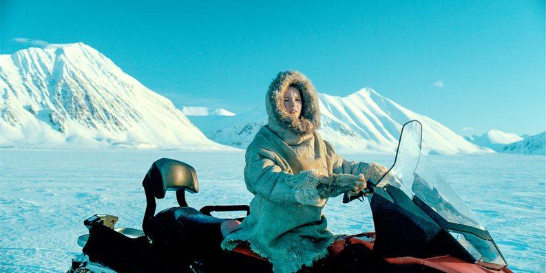Kaisa Gurine Antonsen i Operasjon Arktis