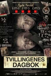 Tvillingenes dagbok - norsk plakat
