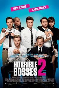 Horrible Bosses 2 - intl. plakat