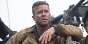 Brad Pitt i Fury