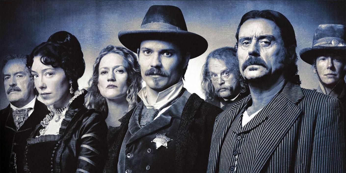 Deadwood-film kommer denne våren