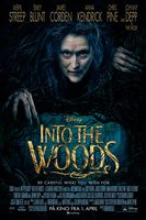 Into the Woods - norsk plakat