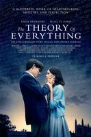 Theory of Everything - norsk plakat