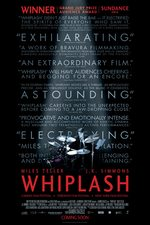 Whiplash - plakat