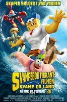 Svampebob - norsk plakat