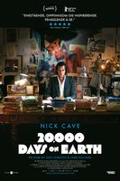 20 000 days on earth - plakat
