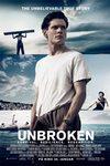 Unbroken - norsk plakat