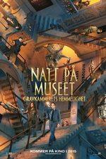 Natt på museet 3 - norsk plakat