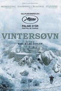 Vintersøvn - norsk plakat